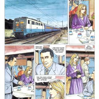 Night Train 2 by Hugdebert