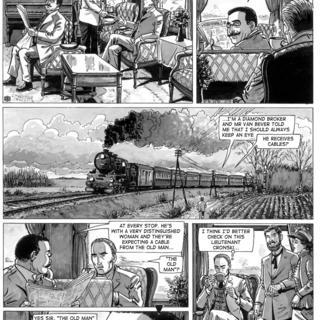 Pleasure Train by Hugdebert