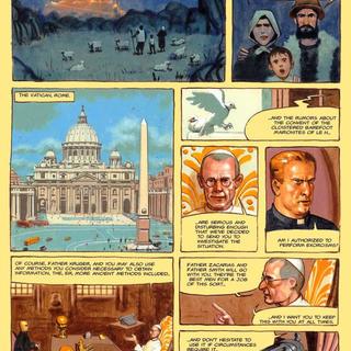 Convent of Hell by Ignacio Noe, Barreiro