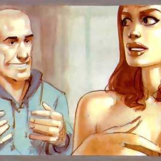Love has a Womans Body by Ignacio Noe