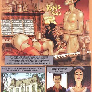 The Piano Tuner by Ignacio Noe