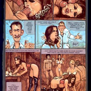 Naked man avenue michael cruz