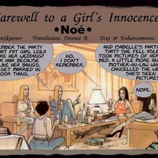 Farewel to a Girls Inocence by Ignacio Noe