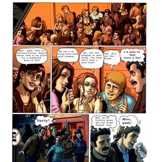 Neighborhood 9 Switching Over by Ivan Guevara, Atilio Gambedotti