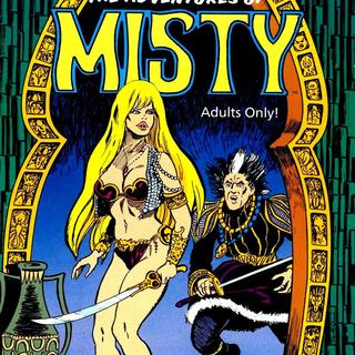 The Adventures of Misty 12 by James Mcquade