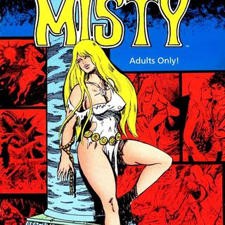 The Adventures of Misty 1 by James Mcquade