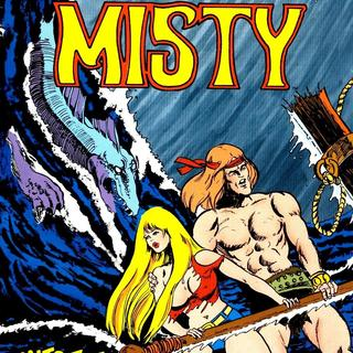 The Adventures of Misty 4 by James Mcquade