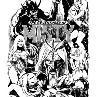 The Adventures of Misty 2 by James Mcquade