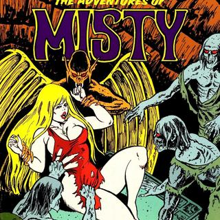 The Adventures of Misty 8 by James Mcquade