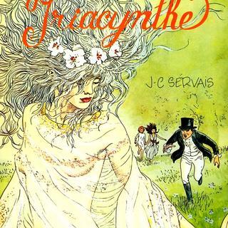 Iriacynthe by Jean-Claude Servais
