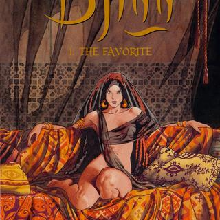 Djinn 1 The Favorite by Jean Dufaux, Ana Miralles