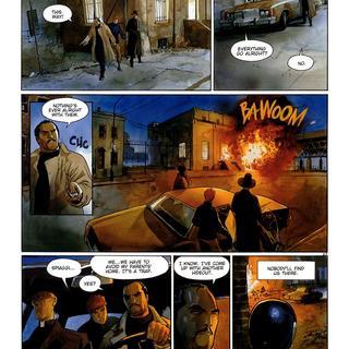 Raptors 3 by Jean Dufaux, Enrico Marini