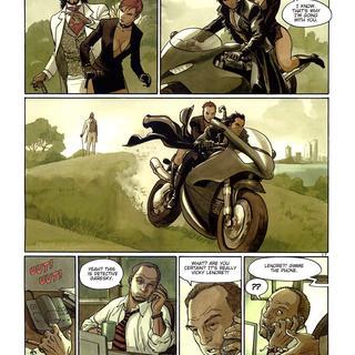 Raptors 4 by Jean Dufaux, Enrico Marini