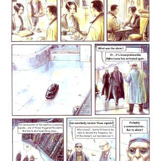 Jaguar The Vision by Jean Dufaux, Jan Bosschaert