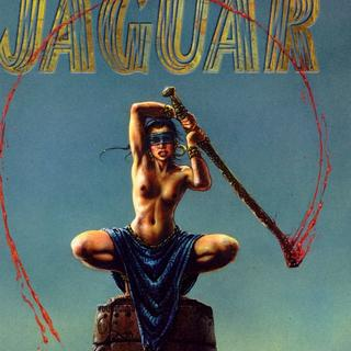 Jaguar The Vision by Jean Dufaux, Jan Bosschaert