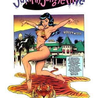 Jumpin Jungle Jive by Jeff Gelb, Bret Blevins