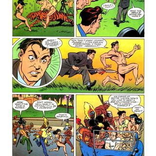 Jumpin Jungle Jive by Jeff Gelb, Bret Blevins