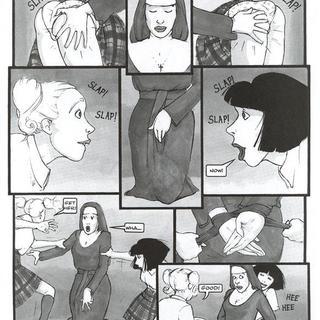 Lesbian College School Girl by Jennifer Finch