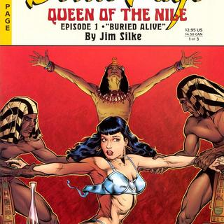 Queen Of The Nile 1 by Jim Silke