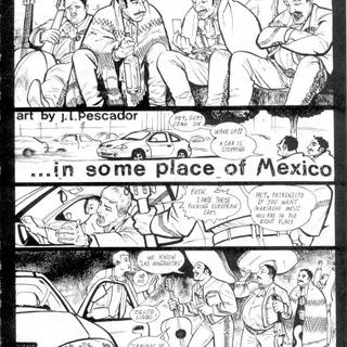 In some Place of Mexico by JL Pescador