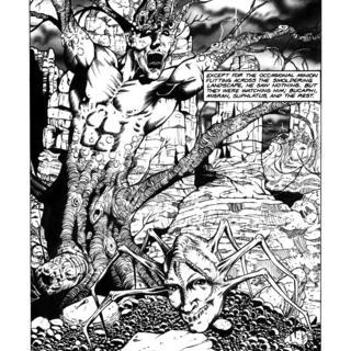 Gunfighters in Hell 1 by Joe Vigil