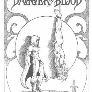 Dagger of Blood 3 by John Blackburn