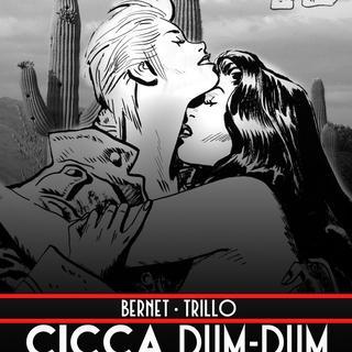 Cicca Dum Dum 2 by Jordi Bernet, Carlos Trillo