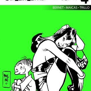 Clara After Dark 4 by Jordi Bernet, Carlos Trillo
