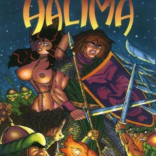 The Tale of Halima 2 by Joseph Baker