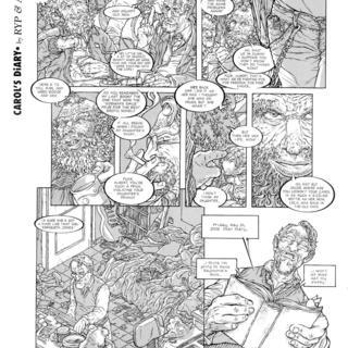 Carols Diary by RYP, Art Brooks