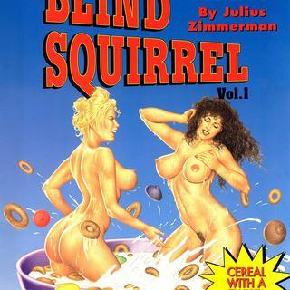 Blind Squirrel by Julius Zimmermann