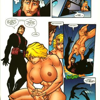 Miss Adventure 5 When Taboos Topple by Keith Giffen, Bart Sears