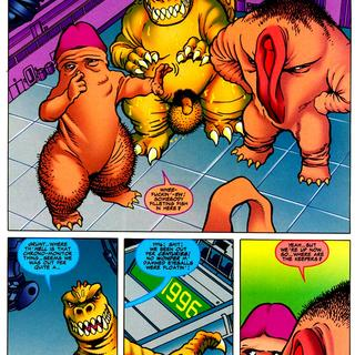 Herricane 1 Rude Awakening by Keith Giffen