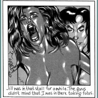 Jill - Party Girl by Kevin Taylor