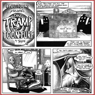 Tramp of Toonturf by Kevin Taylor