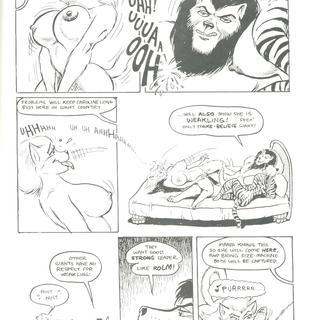 Savage Funnies Special by Kjartan Arnorsson