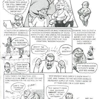 Big Funnies 2 by Kjartan Arnorsson