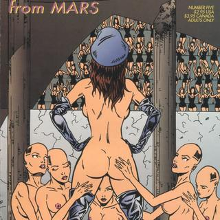 Yuppies Rednecks and Lesbian Bitches on Mars 5 by Kyle Goulet, Rob Kalmbach