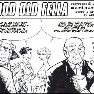 good old fella by Leb