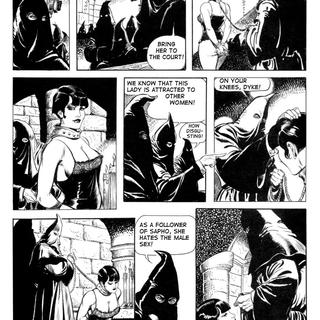 The Lords of the Night by Leone Frollo