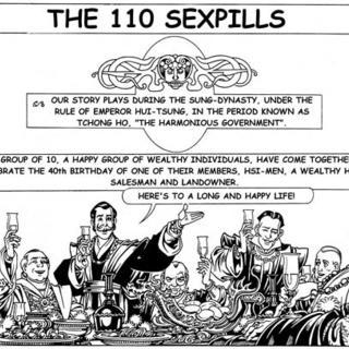101 sex pills and manga