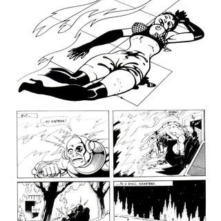 Necron 1 by Magnus