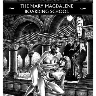 The Mary Magdalene Boarding School 1 by Mancini