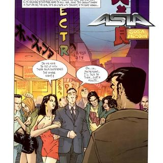Asia 3 by Marcelo Sosa, Herman Migoya