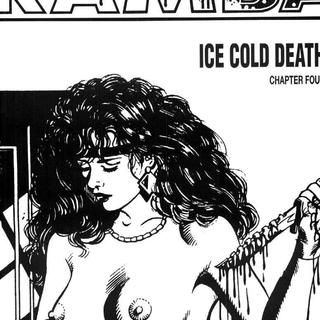 Ice cold Death by Marco Delizia, Rossano Rossi