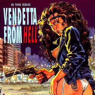 Vendetta From Hell by Marco Delizia, Rossano Rossi