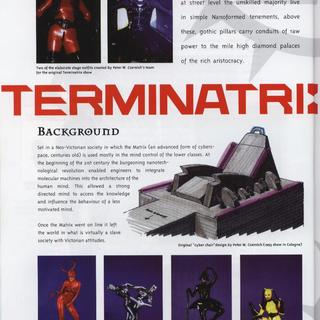 Terminatrix by Marcus Gray