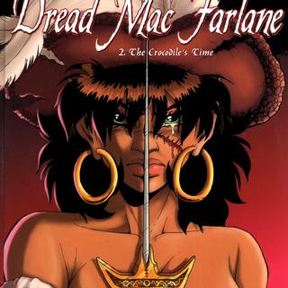 Dread MacFarlane 2 The Crocdiles Time by Marion Poinsot