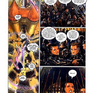 Artesia Afire 5 The Retreat by Mark Smylie