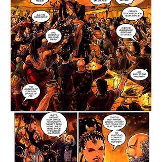 Artesia Afire 2 The Feast by Mark Smylie